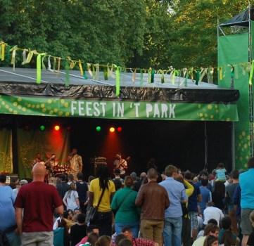 Feest in't Park zoekt vrijwilligers