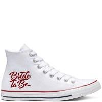trouw converse bruidssneakers