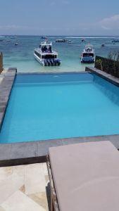 Zwembad Lembongan Made Inn
