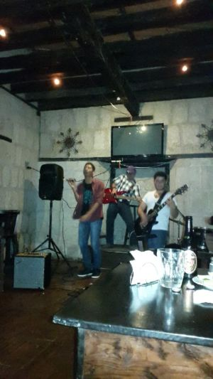 Manuel + band