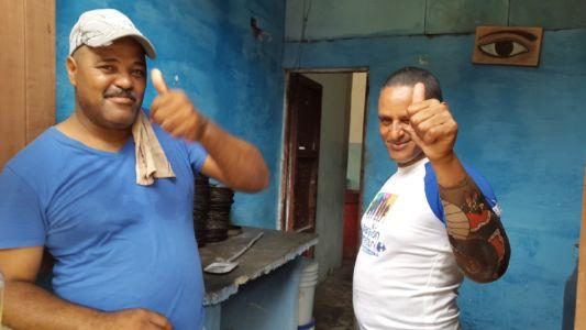 Pizzabakkers Trinidad Cuba