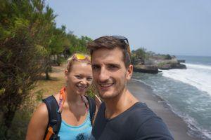 Selfie @ Uluwatu tempel
