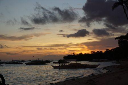Sunset Panglao