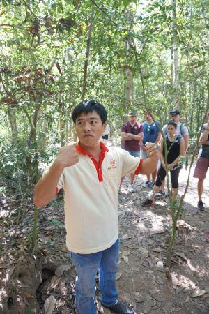 Cu Chi guide