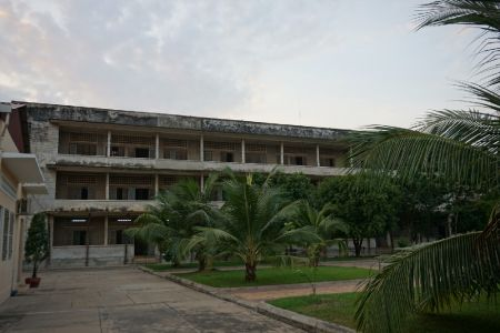 Orginele S-21 gebouw