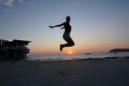 Sunset Penang!