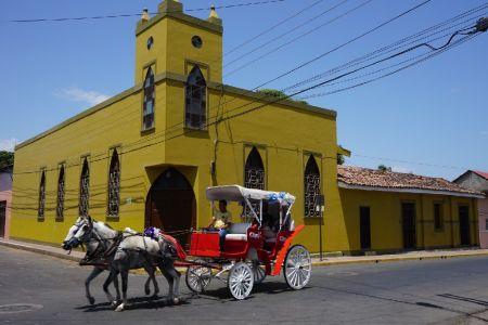 Colonial Granada Nicaragua