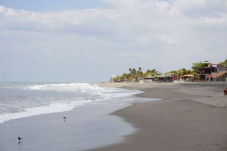 Sandy Beach Las Penitas