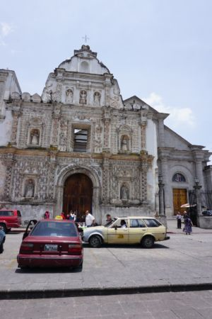 Espiritu Santo Catedral