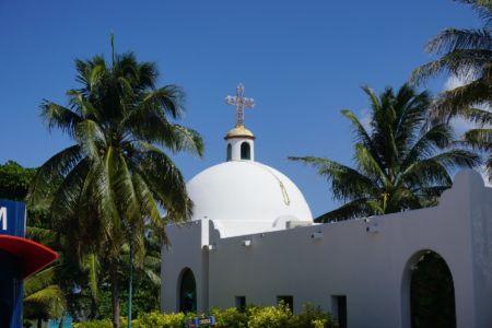 Church Playa del Carmen