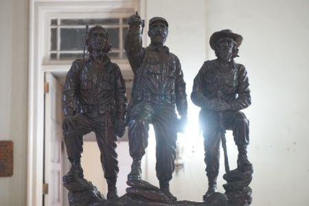 De 3 helden - Che, Fidel en Camilo