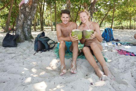 Kokosnoot @ Maguana Beach