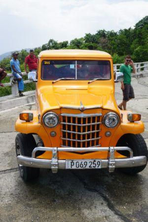 Taxi collectivo!