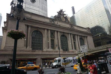 Grand Central buitenkant