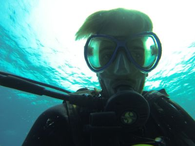 Diving Roatan