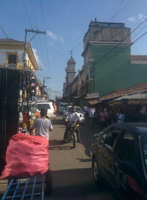 Local market Granada Nicaragua