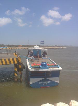 Ferry San Jorge - Moyogalpa