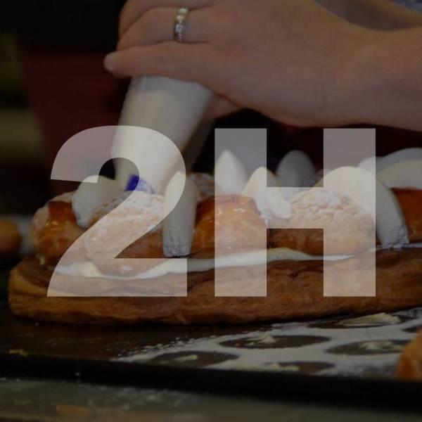 Cours de pâtisserie Aurillac 2h00