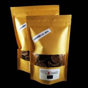 Chocola Valrhona Caramelia