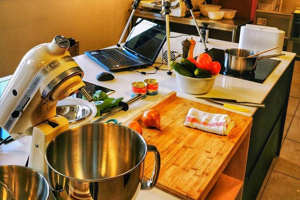 Cours de pâtisserie et cuisine en visio