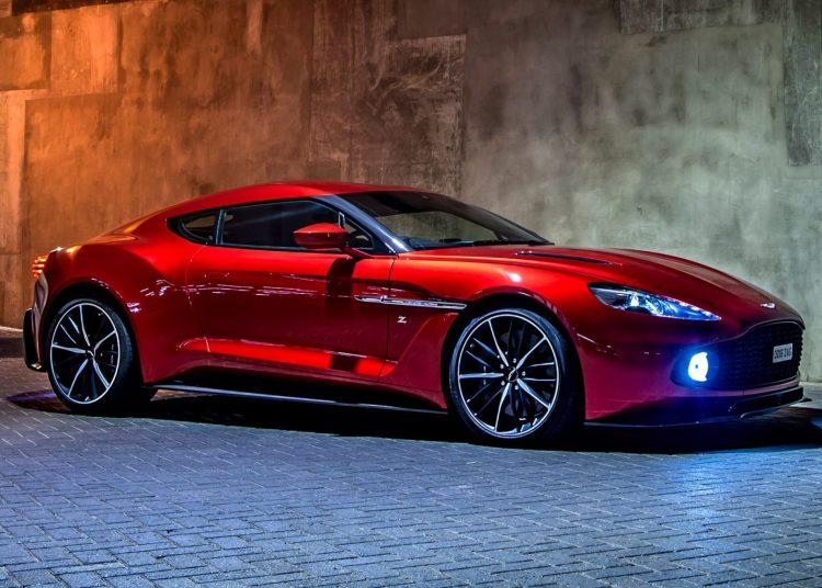 Aston Martin vanquish scaled