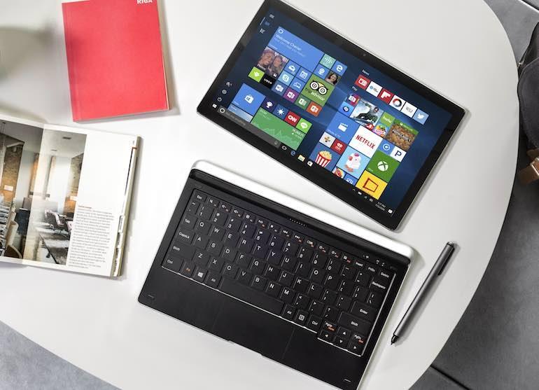 Microsoft Surface Book Detachable 15 inch screen