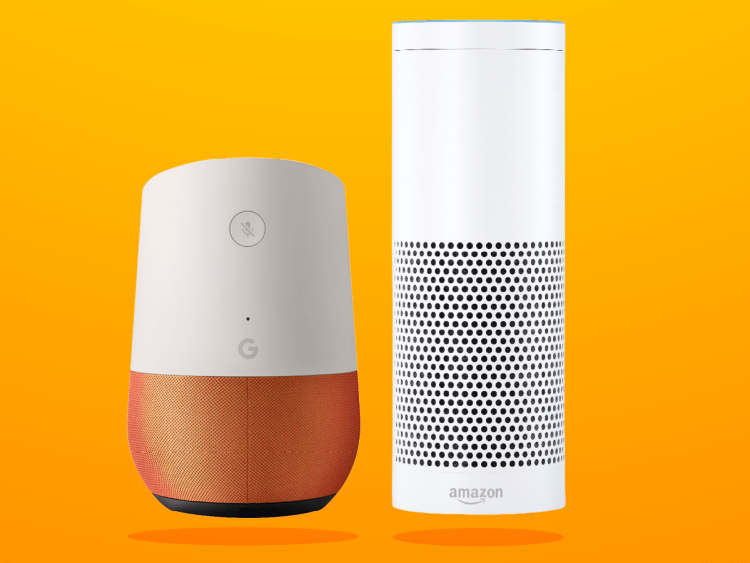 How smart Speakers saves lives