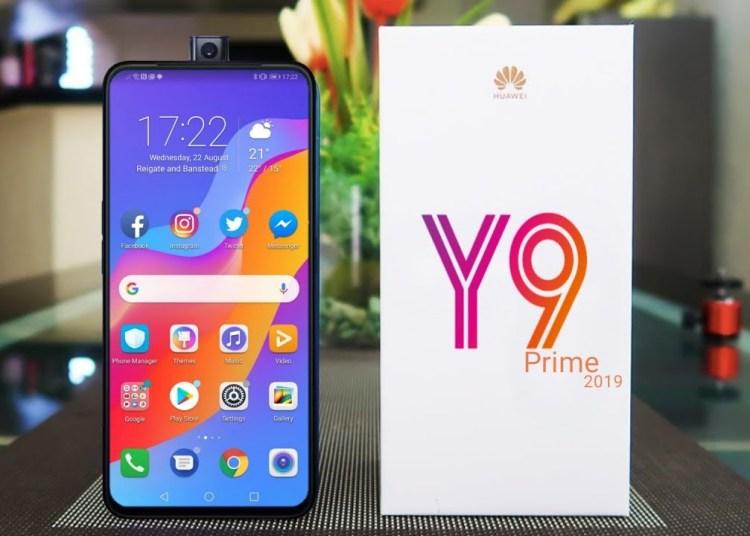 Huawei y9 Prime 11