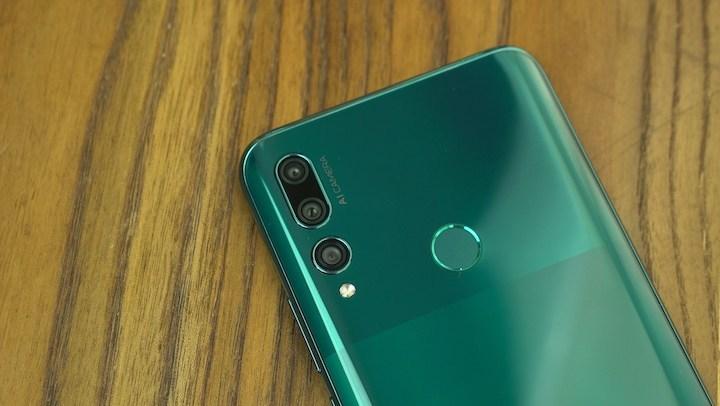 Huawei Y9 Prime 2019 design