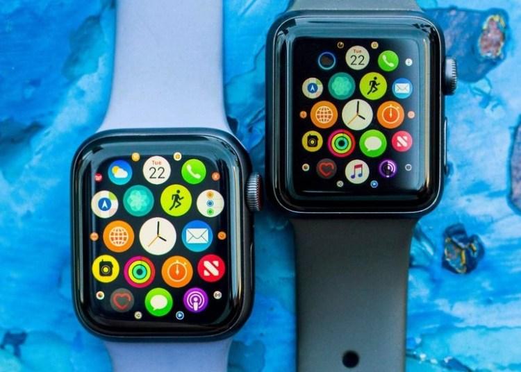 Apple Watch 5 leaks