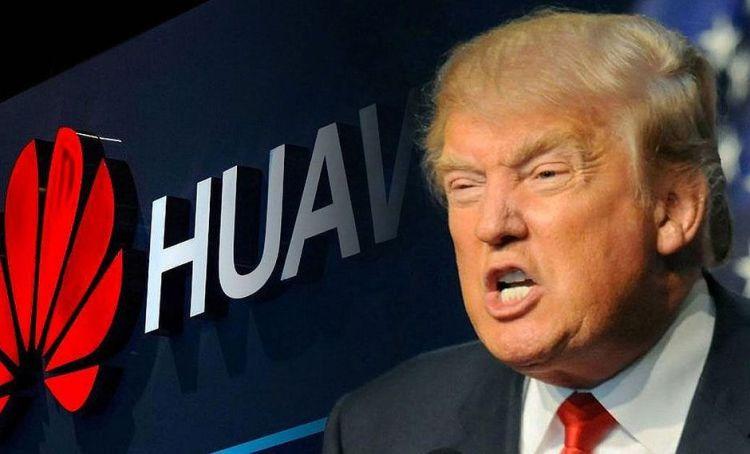 US Ban Huawei