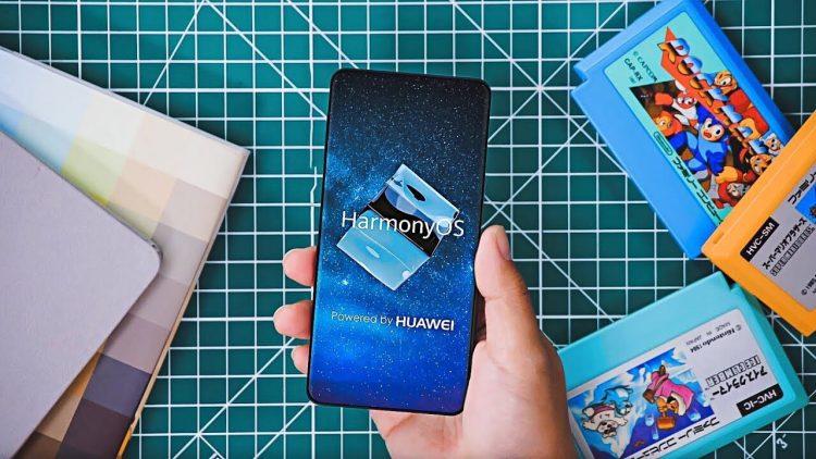 HarmonyOS faster than iOS