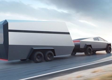 Tesla Cybertruck horsepower