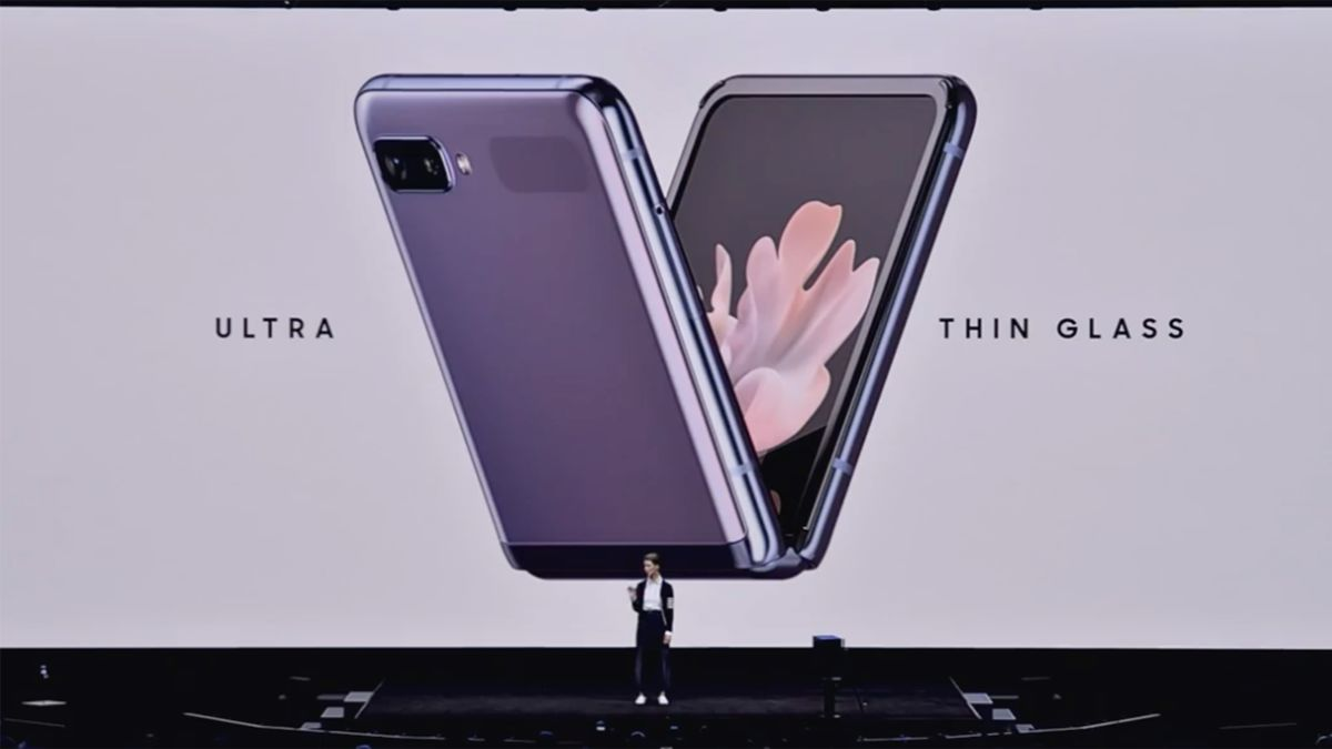 Galaxy Z Flip display protection
