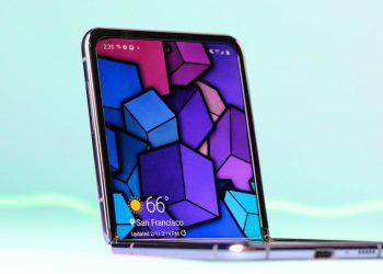 Galaxy Z Flip wallpaper
