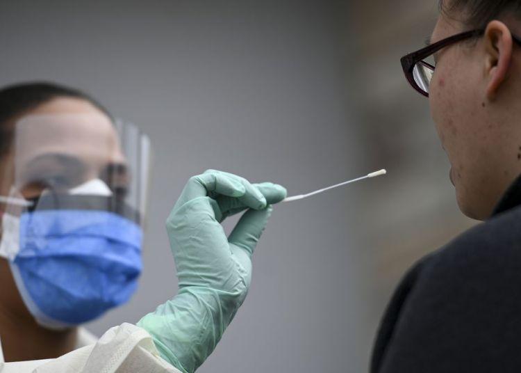 Getting tested for Coronavirus