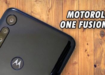 Moto One Fusion