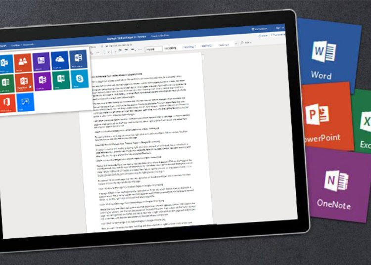 Office 365 for free scaled