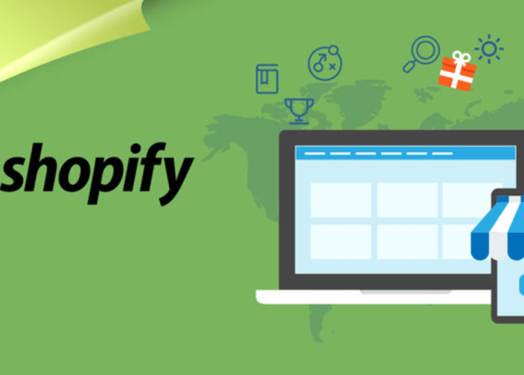 Shopify business banner