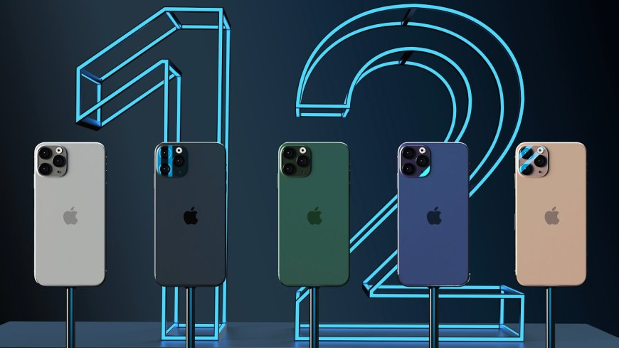 This Might Just Be The Next IPhone 12 - Brumpost