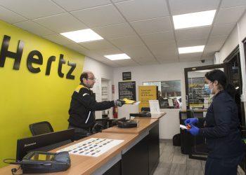 Hertz files for Chapter 11 Bankruptcy