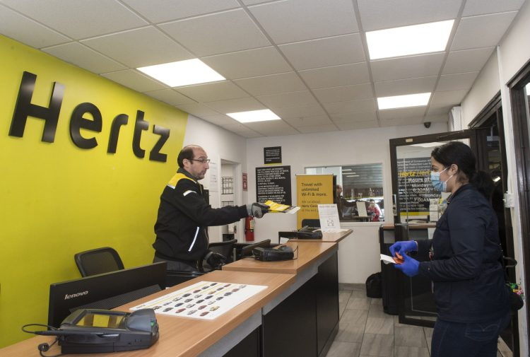 Hertz files for Chapter 11 Bankruptcy