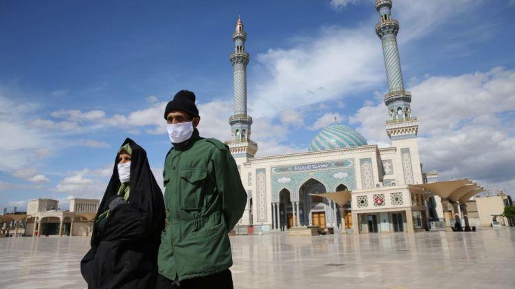 Mosques are shut down due to Coronavirus