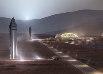 SpaceX Starship scaled