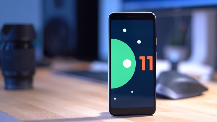 Android 11 Developer Preview
