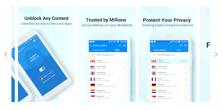 Best free VPN service for Android device in 2020