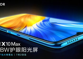 Honor X10 Max Specifications