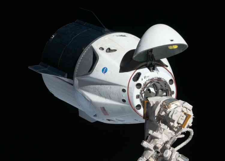 SpaceX Crew Dragon Demo 2