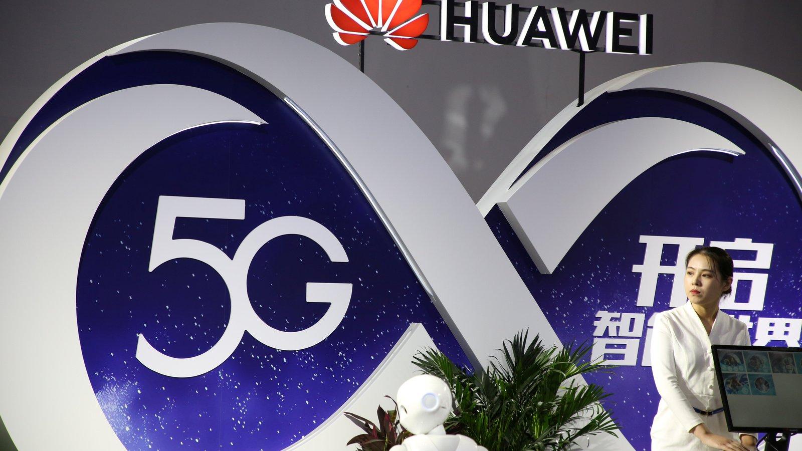 Huawei 5G banned in UK