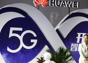 Huawei 5G banned in UK
